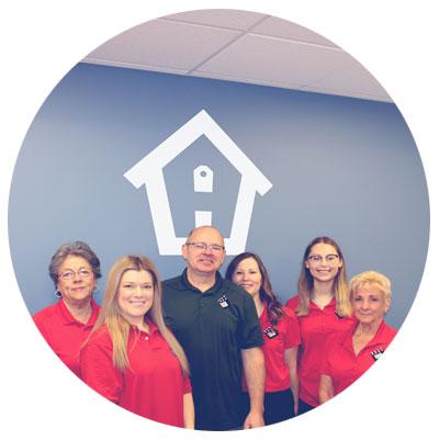 Action Estate Sales team photo for Michigan estate sales