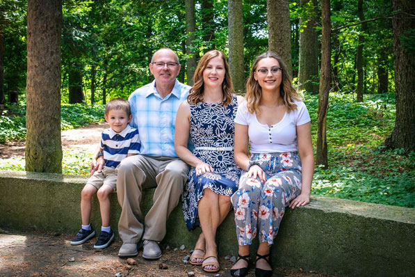 Meet Action Estate Sales family, helping with Michigan estate sales